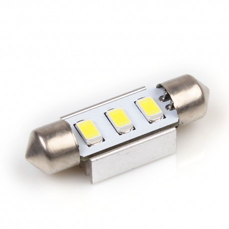 1.5W 3 SMD 5630 LED CANBUS Erreur 36mm