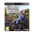 Jeu PS3 Focus Farming Simulator 2015