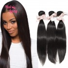Cheveux raides 3 pcs