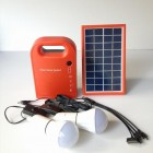 Portable 3 W Mini solaire Home System