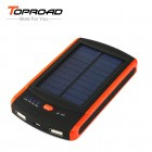 Power bank solaire 6000 mah Double USB