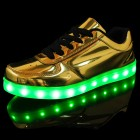 Femmes chaussures led chaussures pour adultes zapatos mujer led