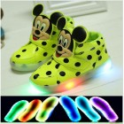Enfants light up chaussures USB