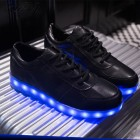 Led chaussures femmes Colorful Glowing