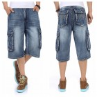 Hommes Jeans Baggy