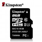 carte mémoire Kingston Micro sd 8 GB Classe 10 TF