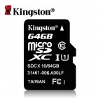 carte mémoire Kingston Micro sd 64 GB Classe 10 TF