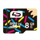 LDATA Carte Micro Sd 8GB