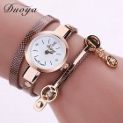 Bracelet Montre Or Quartz