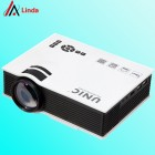 UNIC UC40 Mini Pico portable 3D Projecteur HDMI