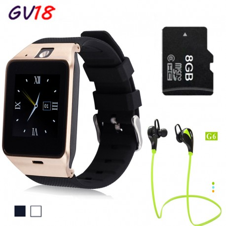 camera Aplus GV18 waterproof smart watch