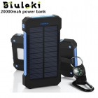 Bluruki Solaire Power Bank Double USB