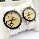 Montre couple - I Love You
