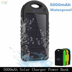 PowerBank 5000 MAH Solaire Waterproof