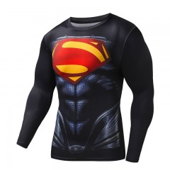T-shirt Superman impression 3D