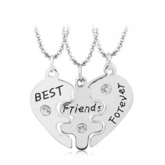Collier Best Friend 3 en 1