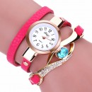 Crystaline montre bracelet New tendance