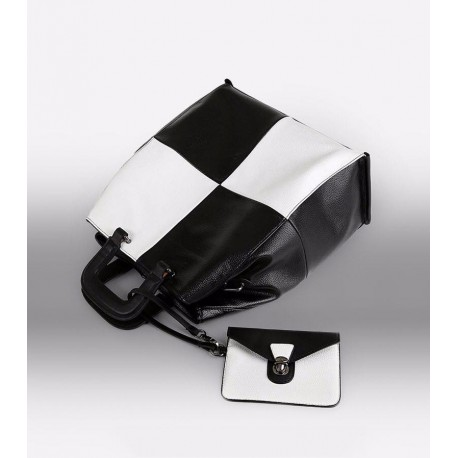 Sac Black & White 2 en 1
