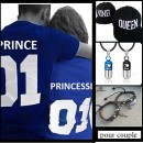 PACK  Couple KING AND QUEEN