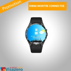 KW88 MONTRE CONNECTEE