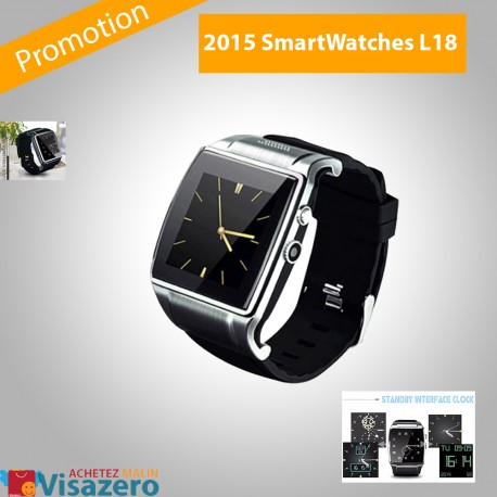 2015 SmartWatches L18