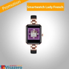 Smartwatch Lady French
