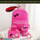 Nice Girl School bag 3 EN 1
