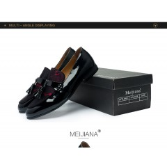 Chaussures Slip-on Mocassins MeiJiaNa