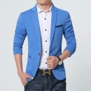 fashion slim blazer veste