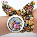 Montre Bracelet Noeud Papillon
