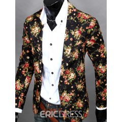 Chemise Floral Ericdress