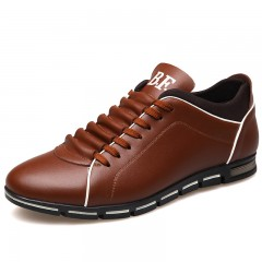 Chaussures pour homme style Anglais en cuir