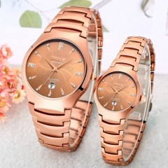 2pcs /Montre couple BOSCK V2