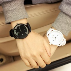 2pcs Montre Couple Miller