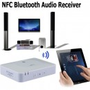 NFC Wireless Bluetooth Audio Receiver Music Adapter for Home Stereo Sound System and Speakers Audio Amplifier