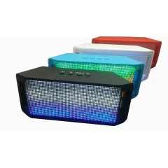 Mini haut - parleur LED Bluetooth