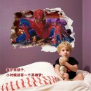 stickers muraux de Spiderman