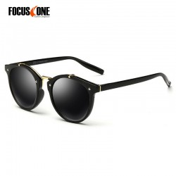 So Real Sunglasses Men Vintage Retro Round Sun Glasses male