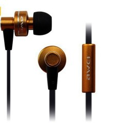 es900m 3.5mm Metal Headphone Universal Earphone,New Design