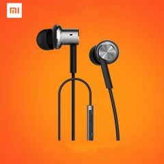 Original Xiaomi Hybrid Earphone 1More Mi In-Ear Headphones Headset 2 Unit Circle Iron Mixed Piston 4 for iPhone Samsung LG HTC