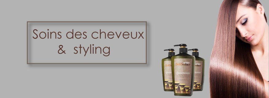 Soins Des cheveux & Styling